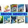 Thumbnail Ebook Minisites Pack 6 - online business with master resale