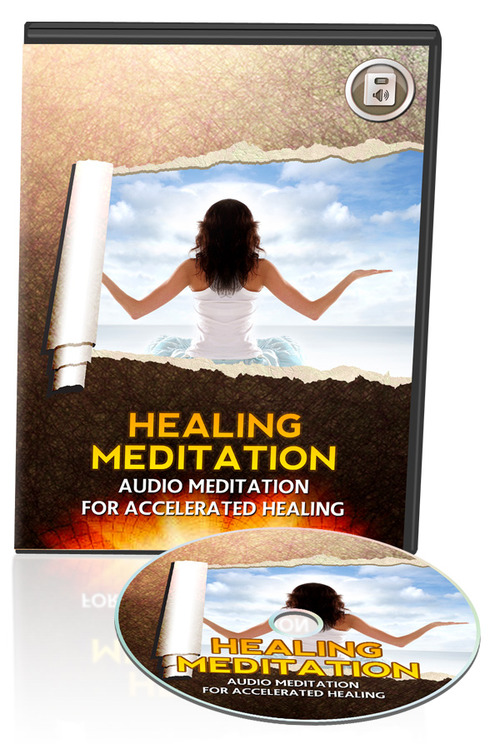 Product picture Guided Healing Meditation